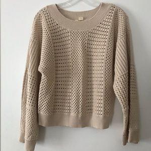 Anthropologie Moth sweater